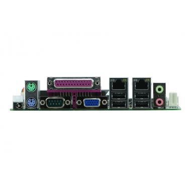 Материнская плата Mini-ITX-H25-2D8 Intel N2800, кабельный комплект SATA, DATA, COM