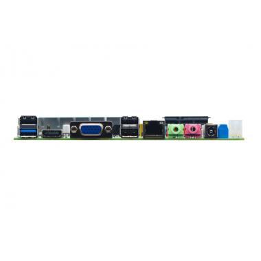 Материнская плата MINITOSTAR Mini-ITX M56-D6E Intel J1900, кабельный комплект SATA, DATA, COM