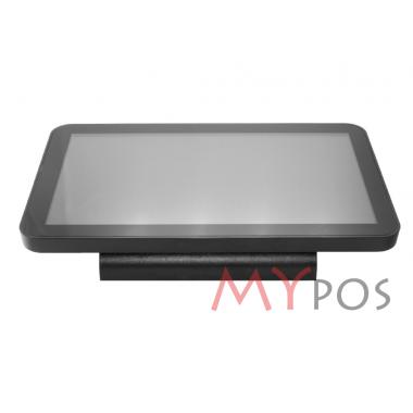 """Сенсорный терминал myPOS single, 15"""" LCD, J1800, RAM 4Gb, SSD 120Gb, 6 USB, 1 RS232, VGA, без ОС"""